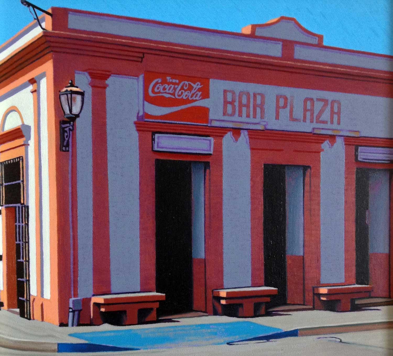 Bar Plaza, Vieques Puerto Rico